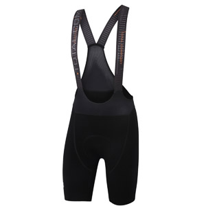 Sportful Total Comfort kraťasy s trakmi čierne