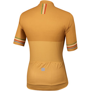 Sportful Tricolore dres zlatý