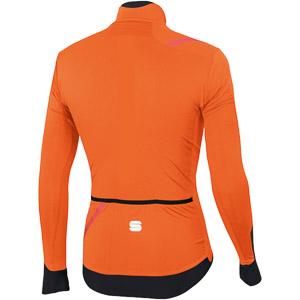 Sportful Fiandre Light NoRain bunda oranžová