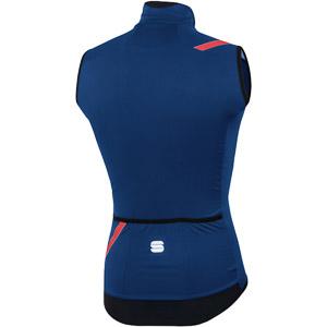 Sportful Fiandre Light NoRain vesta modrá