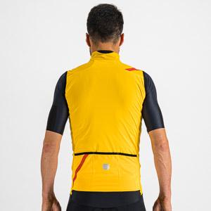 Sportful Fiandre Light NoRain vesta žltá