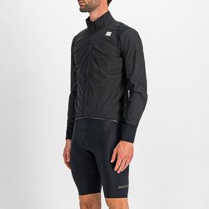 Sportful Hot Pack NoRain bunda čierna