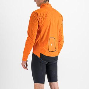 Sportful Hot Pack NoRain bunda oranžová