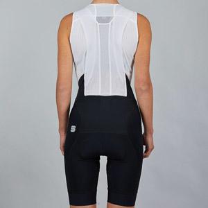 Sportful Bodyfit Pro Ltd dámske kraťasy s trakmi čierne