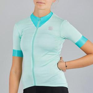 Sportful Kelly dámsky dres tyrkysový