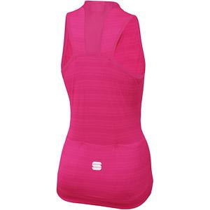Sportful Kelly dámsky dres bez rukávov ružový