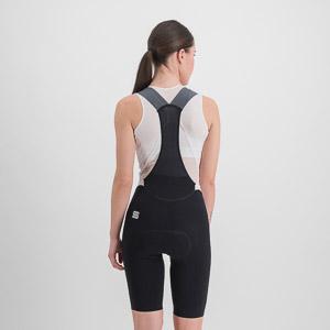 Sportful Total Comfort dámske kraťasy s trakmi čierne