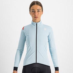 Sportful Fiandre Light NoRain dámska bunda svetlomodrá
