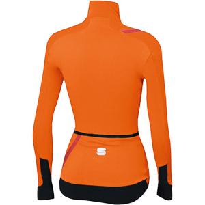 Sportful Fiandre Light NoRain dámska bunda oranžová