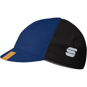 Sportful Bodyfit Pro Cycling čiapka modrá/čierna/zlatá