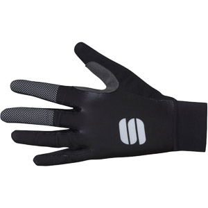 Sportful Giara dámske rukavice čierne