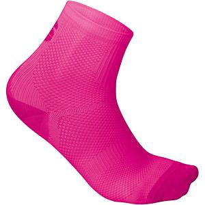 Sportful Pro Race dámske ponožky ružové