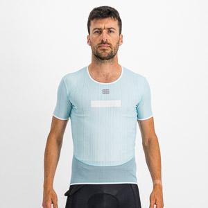Sportful Pro termo tričko svetlomodré/biele