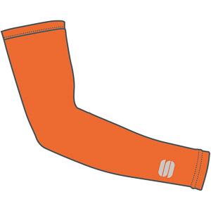 Sportful Fiandre Light návleky na ruky oranžové