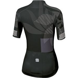 Sportful Oasis dámsky dres čierny/antracitový/biely