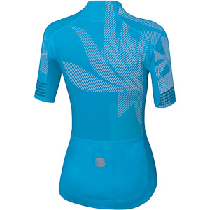 Sportful Oasis dámsky dres modrý/biely