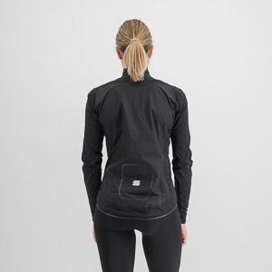 Sportful Hot Pack No Rain dámska cyklo bunda čierna