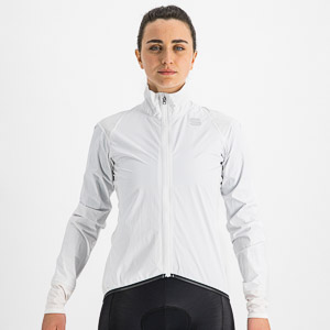Sportful Hot Pack No Rain dámska bunda 2.0 biela