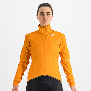 Sportful Hot Pack No Rain dámska bunda 2.0 oranžová