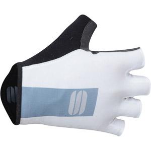 Sportful Bodyfit Pro rukavice biele/cementové