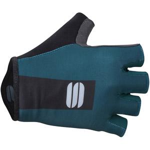 Sportful Bodyfit Pro rukavice tmavozelené/čierne