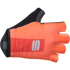 Sportful Bodyfit Pro rukavice oranžové/červené