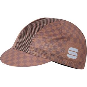 Sportful Mate čiapka hnedá/čierna