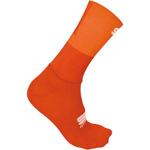 Sportful Pro Light ponožky červené/oranžové