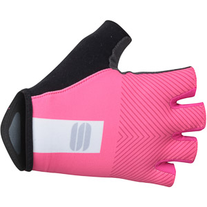 Sportful Diva dámske rukavice ružové