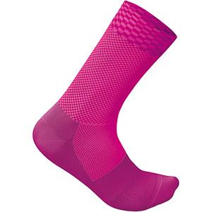 Sportful Checkmate dámske ponožky NEW ružové