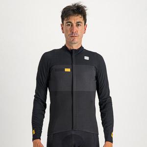 Sportful Bodyfit Pro Thermal dres čierny/zlatý