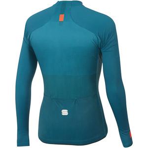 Sportful Bodyfit Pro Thermal dres tmavomodrý/oranžový