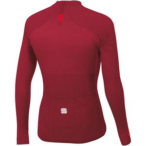 Sportful Bodyfit Pro Thermal dres tmavoružový/červený