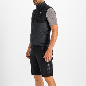Sportful Giara Layer vesta čierna