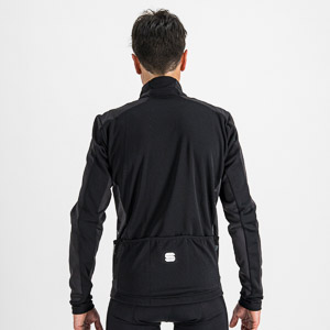 Sportful Neo Softshell bunda čierna