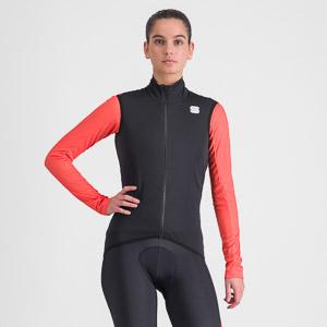 Sportful Fiandre Light NoRain dámska vesta čierna