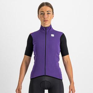 Sportful Fiandre Light NoRain dámska vesta fialová