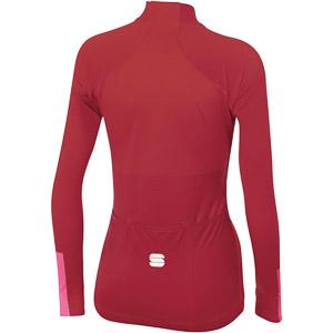 Sportful Bodyfit Pro Thermal dámsky dres tmavoružový/žuvačkový