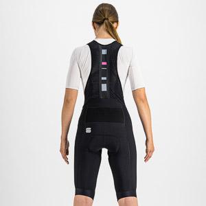 Sportful Bodyfit Pro Thermal dámske kraťasy s trakmi čierne