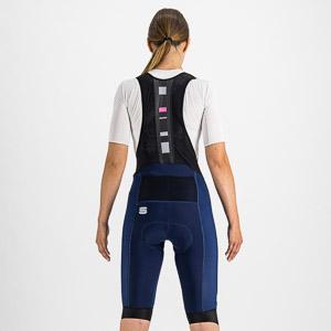 Sportful Bodyfit Pro Thermal dámske kraťasy s trakmi modré