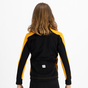 Sportful TEAM JUNIOR bunda zlatá