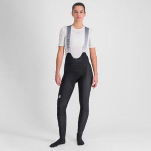 Sportful Total Comfort dámske nohavice s trakmi čierne