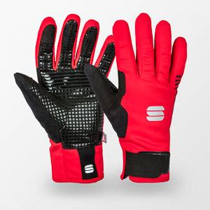 Sportful Sotto Zero rukavice červené