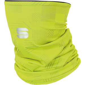 Sportful Thermal nákrčník  žltý fluo