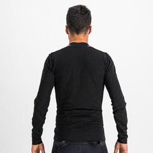 Sportful Fiandre Thermal vrstva s dlhým rukávom čierna