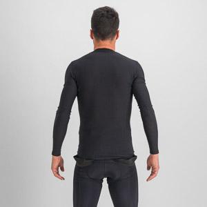 Sportful BodyFit Pro tričko s dlhým rukávom čierne