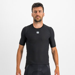 Sportful BodyFit Pro tričko s krátkym rukávom čierne