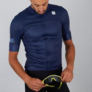 Sportful Classic cyklo dres modrý