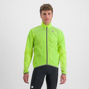 Sportful Reflex bunda žltá fluo