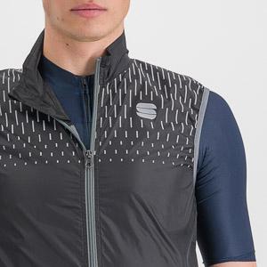 Sportful Reflex vesta čierna